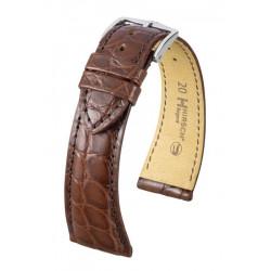 Bracelet pour montre Regent Hirsch Marron