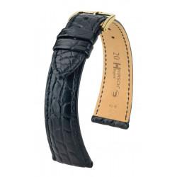 Bracelet pour montre Regent Hirsch Noir