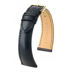 Bracelet pour montre Siena Hirsch Noir