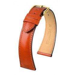 Bracelet pour montre Siena Hirsch Miel
