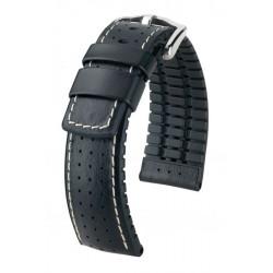 Bracelet pour montre Tiger Hirsch Noir