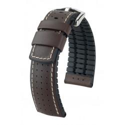 Bracelet pour montre Tiger Hirsch marron