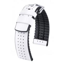 Bracelet pour montre Tiger Hirsch Blanc
