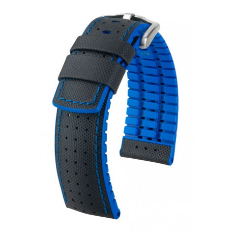 Bracelet pour montre Robby Hirsch Bleu