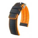 Bracelet pour montre Robby Hirsch Orange