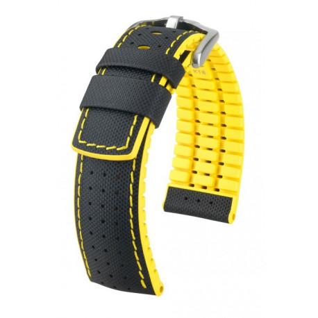 Bracelet pour montre Robby Hirsch Jaune