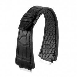 Bracelet Alligator Richard Mille par ABP - Noir