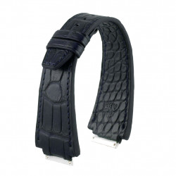 Bracelet Alligator Richard Mille par ABP - Bleu