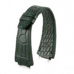 Bracelet Alligator Richard Mille par ABP - Vert