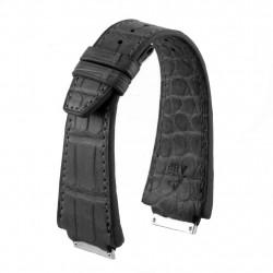 Bracelet Alligator Richard Mille par ABP - Grey