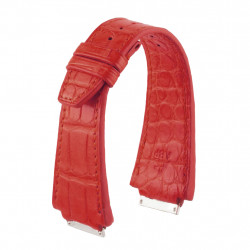 Richard Mille Alligator Strap by ABP - Red