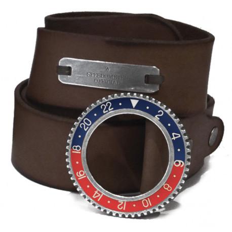 Speedometer Brown Belt