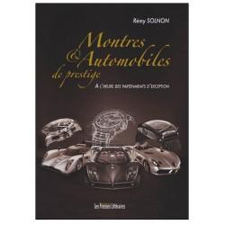 Remy Solnon - Montres et automobiles de prestige