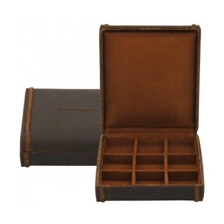 Cubano small cufflinks box