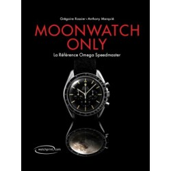 Moonwatch Only. La Référence Omega Speedmaster