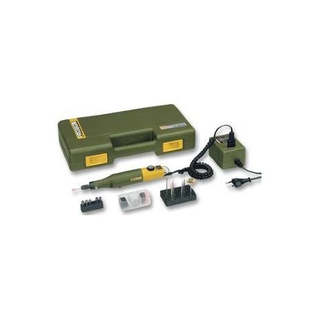 Perceuse-fraiseuse PROXXON MICROMOT 50/E + 34 accessoires