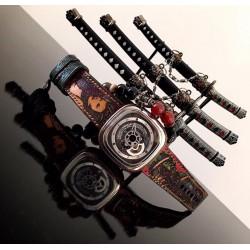 Tunx Straps Samurai Geisha serie