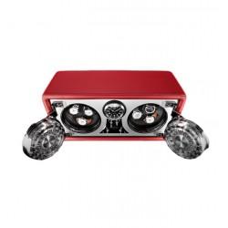 Coffre fort Doettling, modèle Colosimo version double porte avec 2 rotors pour 6 montres