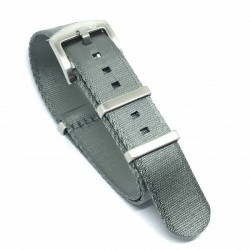 Seat Belt Nato - Grey
