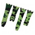Horus Bracelet Camouflage Rubber pour Audemars Piguet 42mm vert