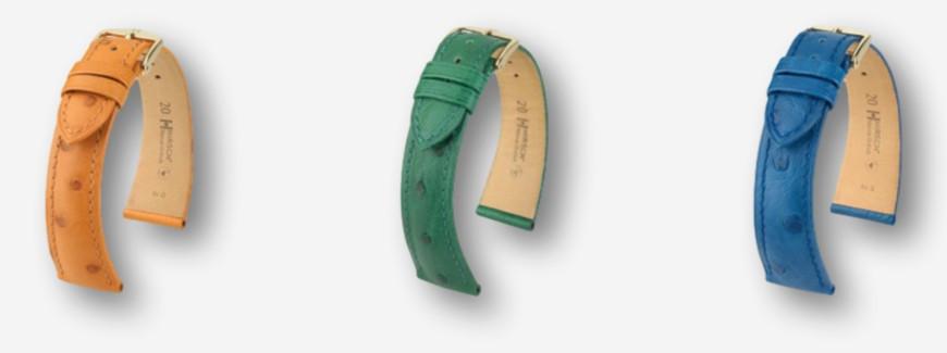 Bracelets autruche