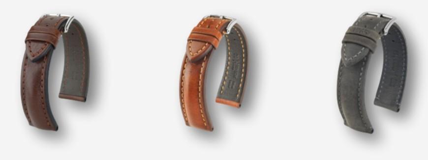 Calf watch straps