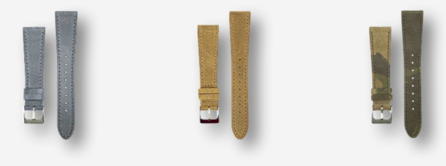 Bracelets veau vintage