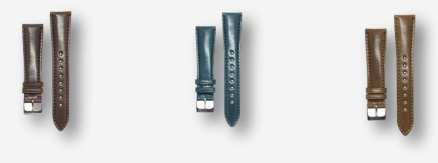 Bracelets cordovan