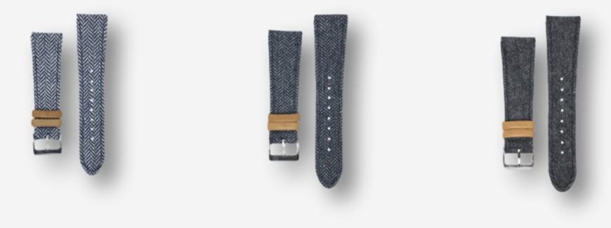 Bracelets textile