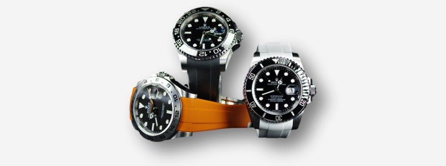 Bracelets pour Rolex