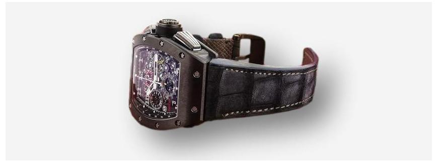 Bracelets pour Richard Mille