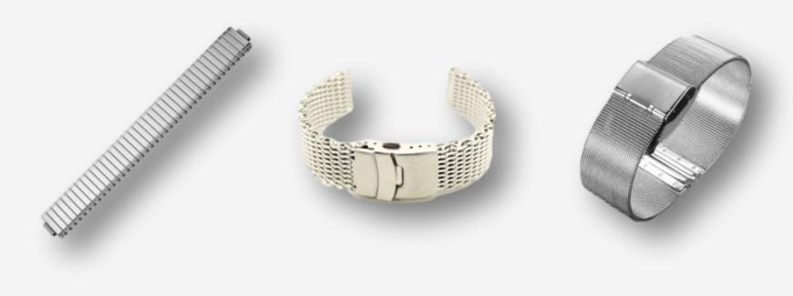 Bracelets montres métal